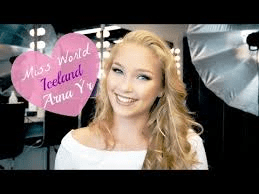 Arna Yr Jónsdóttir, Miss Euro2016