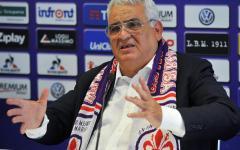 Fiorentina: Corvino spegne le polemiche su Rossi e Sousa