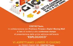 Firenze: dal 13 al 19 giugno a Sesto c'è «EsploGioco!», festival dedicato alla cultura ludica