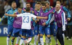 Euro2016, l'Italia operaia batte il lussuoso Belgio: 2-0. Gol di Giaccherini e Pellè. Pagelle. (Foto)