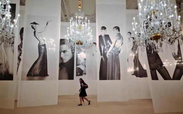 Karl Lagerfeld in Florence