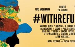 Firenze: al Visarno Arena «#withrefugees», concerto per i rifugiati a ingresso libero