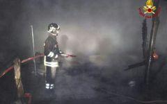 Pescia:  incendio, evacuato stabile di 4 piani, 88enne ricoverata in ospedale