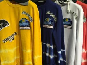 I colori di Mauna Kea Outsiders