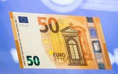 Bce: presentata la nuova banconota da 50 euro. Entrerà in circolazione il 4 aprile 2017