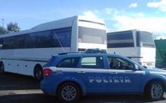 Toscana, sicurezza stradale: controlli col drogometro. A Firenze bloccati due pullman irregolari