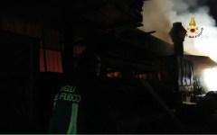 Montelupo Fiorentino: incendio nella notte alla falegnameria Giachi