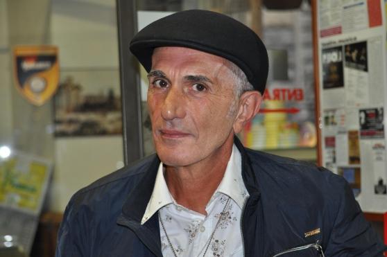 Il cantautore Massimo Altomare