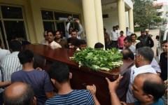 Strage in Bangladesh: presidio dei musulmani a Firenze contro l'Isis. Con foto vittime italiane di Dacca