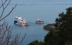 Giannutri: rischio di danni all'ecosistema marino, la denuncia di Legambiente