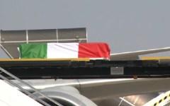 Nizza: atterrate alla Malpensa le salme delle vittime lombarde dell'attentato. Ad attenderle Mattarella, Maroni e Sala