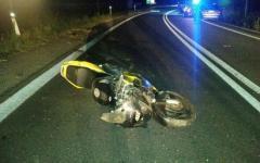 Pisa: 44enne muore nell'urto della moto contro il guard rail