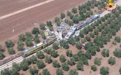 Andria: scontro fra treni. Bilancio provvisorio, 10 morti e decine di feriti