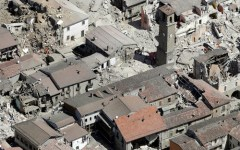 Terremoto: il numero dei morti sale a 281, 221 solo ad Amatrice