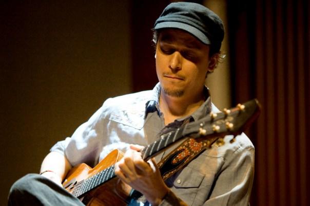 Il chitarrista americano Kurt Rosenwinkel