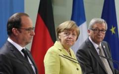 Profughi: Europa, Francia e Germania prendono in giro l'Italia. Renzi riuscirà a far valere l'interesse nazionale?
