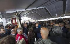 Terremoto, funerali Amatrice: vescovo di Rieti, il sisma non uccide, uccidono le opere dell'uomo (video)