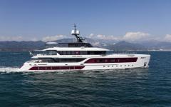 Marina di carrara: cinque nuovi Yacht di lusso realizzati da Italian Sea Group