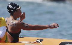 Olimpiadi Rio 2016: Argento per la fiorentina Rachele Bruni nella 10 km di fondo