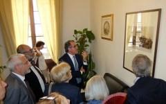 Firenze: commemorato in Questura l'omicidio di Giuseppe Cangiano, medaglia al valor civile