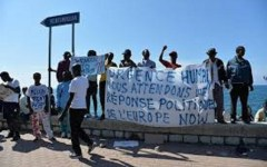 Ventimiglia: poliziotto muore d'infarto durante gli scontri con i No Borders per la manifestazione dei migranti