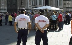 Firenze: nuovo sciopero della polizia municipale domenica 28 agosto