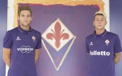 Fiorentina: Vorwerk Folletto è il nuovo sponsor, le maglie con la scritta (foto)