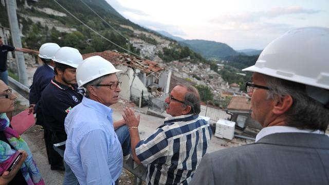 Terremoto: Errani lascia l'incarico di commissario per la ricostruzione