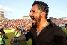 Rino Gattuso, allenatore del Pisa