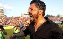 Il Pisa di Gattuso vince ancora: 1-0 al Brescia a Empoli. Gol decisivo di Eusepi