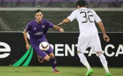 Kalinic: autore di un gran gol su assist di gran classe di Cristoforo