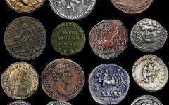 Giappone: monete romane risalenti al III o IV secolo trovate nelle rovine del castello di Katsuren