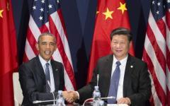Hangzou: Cina e Stati Uniti ratificano l'accordo Cop 21 di Parigi e tagliano i gas serra