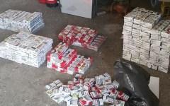 Arezzo: la Polizia stradale sequestra 44 kg di sigarette di contrabbando. Fermata su A1 auto straniera
