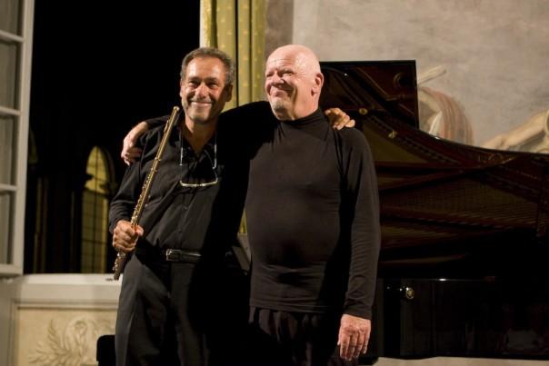 Mario Ancillotti e Masi