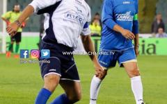 Firenze: Batistuta con il Resto del Mondo batte l'Italia di Antognoni (12-6) al Franchi, davanti a 28 mila spettatori
