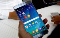 Telefonia: Samsung ritira lo smartphone Galaxy Note 7, prende fuoco