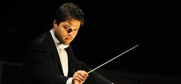 Il direttore d'orchestra Juraj Valčuha