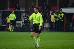 Gianluca Rocchi, arbitro