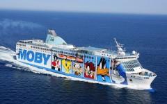 Livorno: traghetto Moby per la Sardegna inverte la rotta per far soccorrere un bambino colto da malore