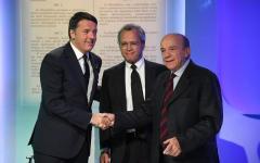 Referendum: confronto Renzi (Sì) - Zagrebelsky (No). Dibattito acceso ma nessuno dei due convince