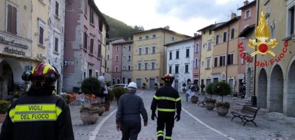 Terremoto: riparte squadra Usar vigili fuoco Toscana