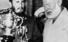 Hemingway e Fidel Castro: fra simpatie, complotti, storie di spie. E manovre della Cia