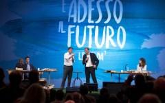 Firenze Leopolda:  Renzi apre la kermesse, devo togliermi qualche sassolino dalla scarpa