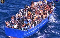 Migranti: 24.000 (+30%) sbarcati in Italia nel 2017, 602 hanno perso la vita nel Mediterraneo