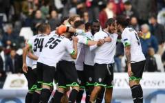 Calcio: Pisa, nuova sconfitta (0-2) a Cesena con doppietta di Rodriguez