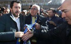 ##Salvini chiama destra trumpista a Firenze per il 12 novembre. Ci saranno Toti e Giorgia Meloni. Non verrà Grillo