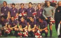 Calcio, Fiorentina: morto Eraldo Mancin, terzino del secondo scudetto viola