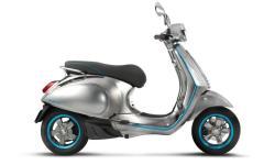 Rho: Vespa elettrica presentata da Piaggio al salone Eicma