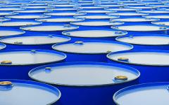 Petrolio: i prezzi risalgono, Brent ( quasi 55 dollari al barile) al top degli ultimi 16 mesi